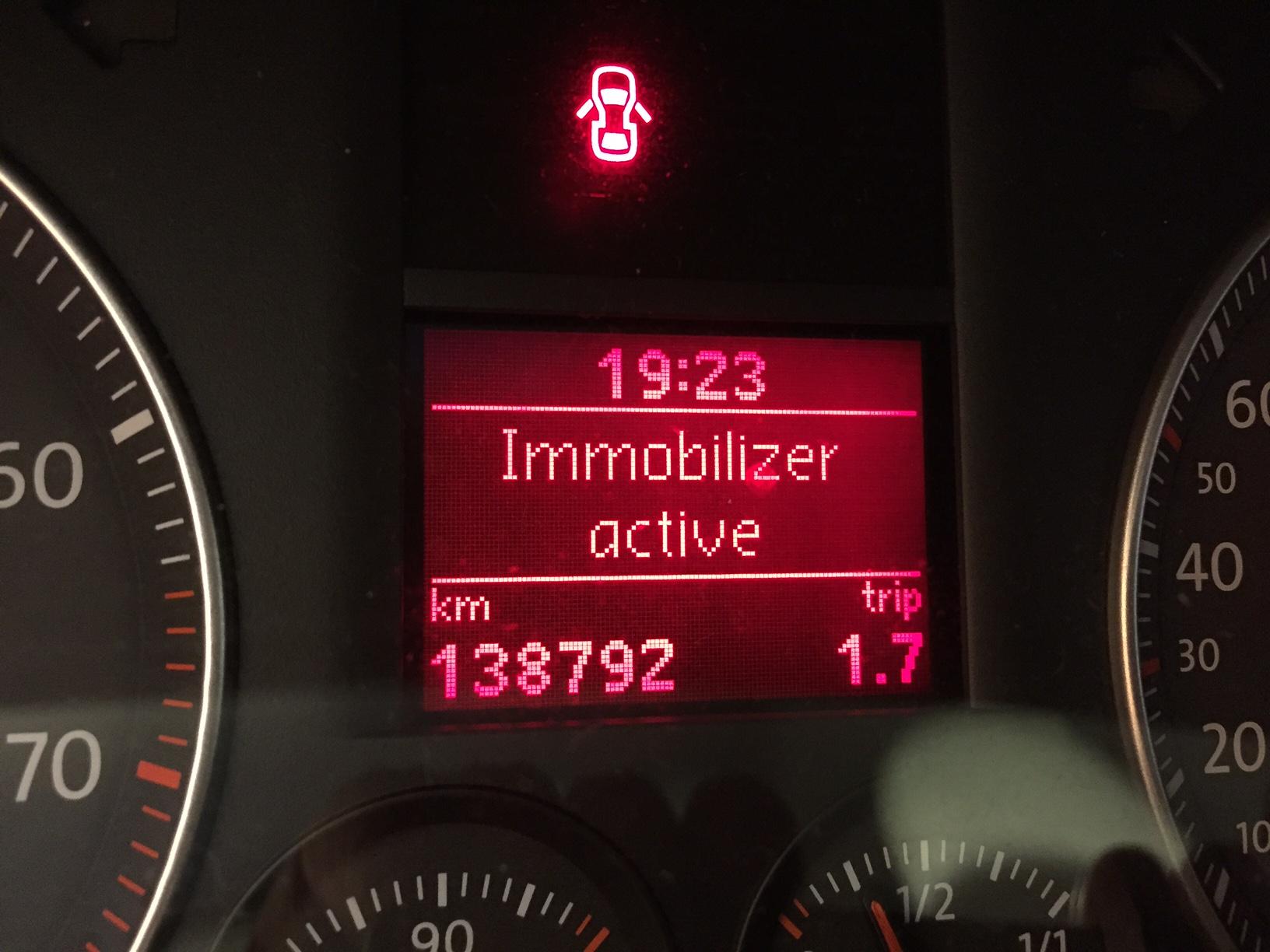 Immobiler actief