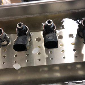 ultrasoon reinigen injectoren/verstuivers